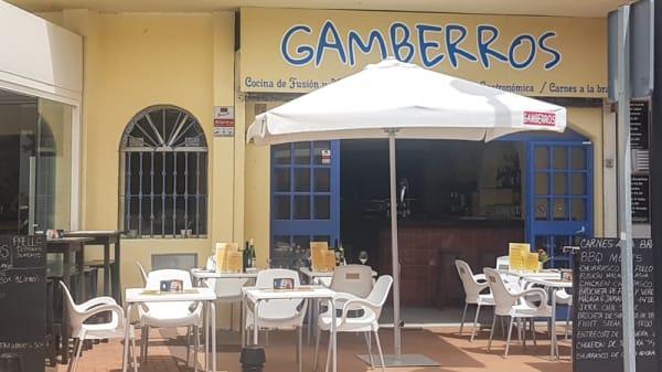 Entrada - Gamberros, Fuengirola