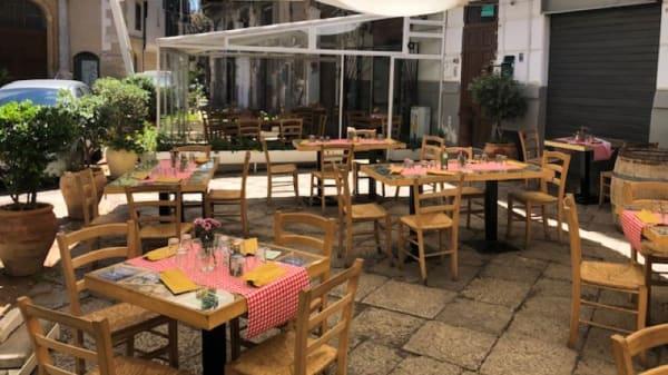 Terrazza - Osteria Mangia&Bevi, Palermo