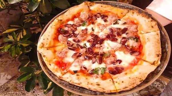 Fantasia dello chef - De Vita pizza & bistrot, Genzano Di Roma