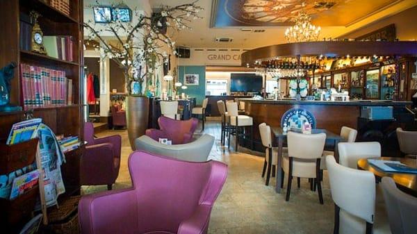 Het restaurant - Grand café XL, Zandvoort