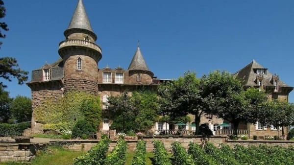 Exterieur - Château de Castel Novel, Varetz