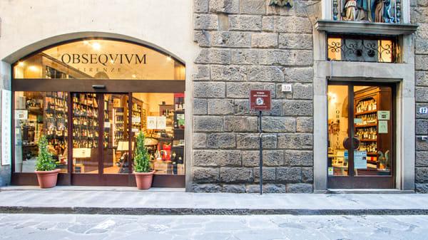 Esterno - Enoteca Obsequium Wine Shop Bistrot, Firenze