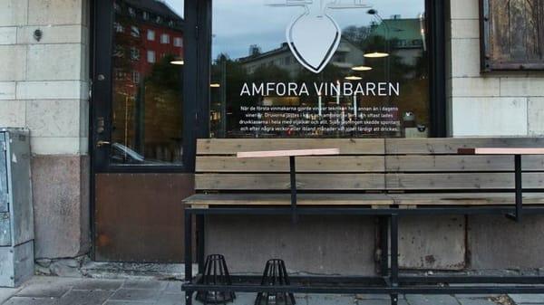 Amfora vinbar, Stockholm