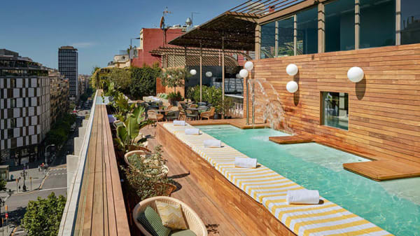 Terraza - The Rooftop at Sir Victor, Barcelona