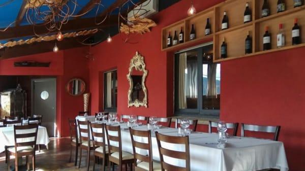 Sala del restaurante - Can Tastet, Sant Feliu De Codines