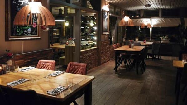 Restaurant - Restaurant de Dennen, Renswoude