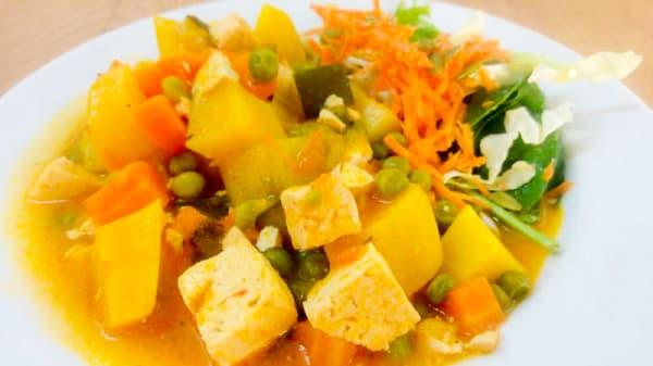Sugestão do chef - Veg-e-tal, Almada