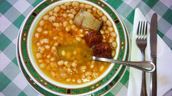 Sugerencia de plato - Pasaje, Tres Cantos