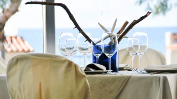tavolo con vista al mare - Le 4 Stagioni, Menfi