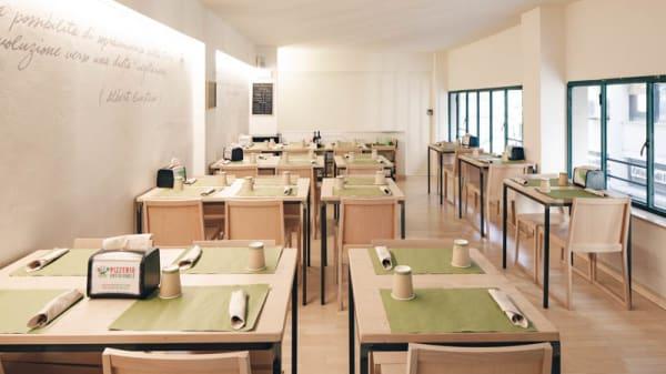 Sala Piano Superiore - A Modo Bio Pizzeria Artigianale, Pesaro