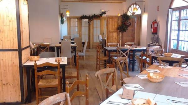 Sala del restaurante - Meson Del Rey, Ontinyent