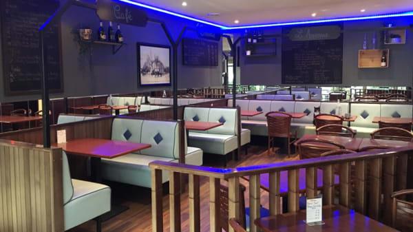 Salle du restaurant - L'Avenue Café, Le Perreux-sur-Marne