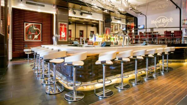 Sala - Hard Rock Café - Barcelona, Barcelona