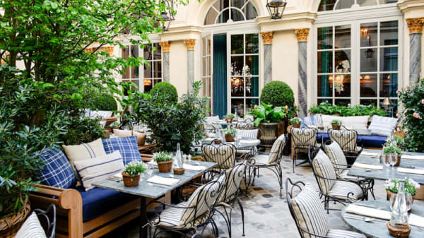 Vue terrasse - Ralph's, Paris