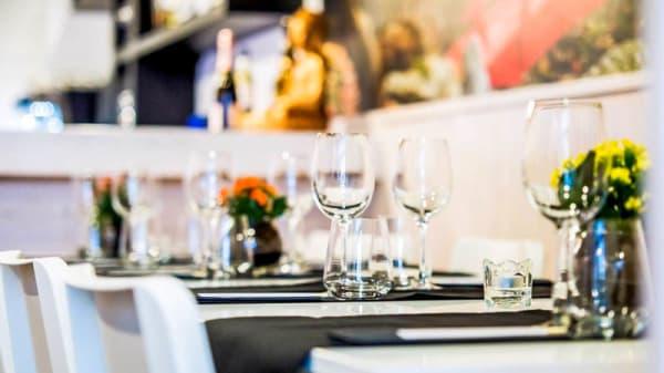 Detalle de la mesa - Umami Cocina Japonesa | Fusión, Murcia