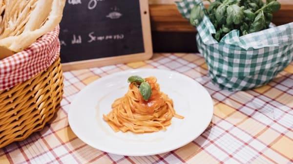 Lo Chef Consiglia - Taverna del Seminario, Roma