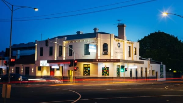 Notting Hill Hotel Taproom, Notting Hill (VIC)