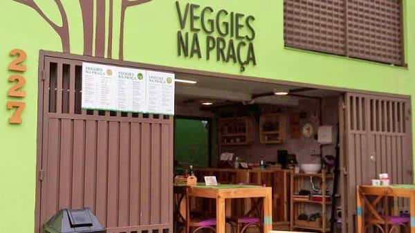 Entrada - Veggies Na Praça, São Paulo