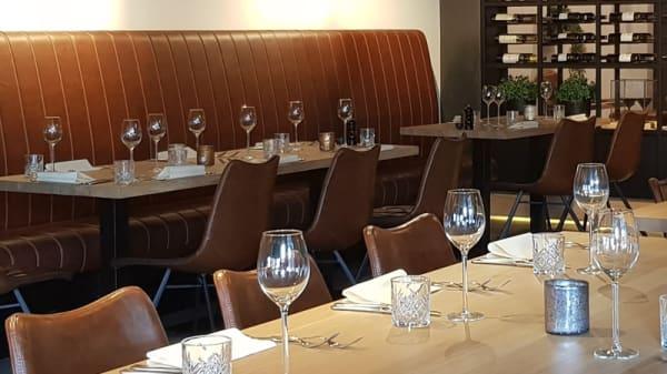 Restaurant - De Munt, Bodegraven
