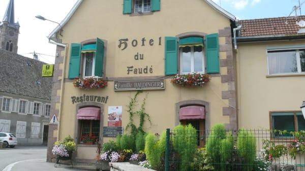 Photo 6 - Hotel Restaurant du Faudé, Lapoutroie