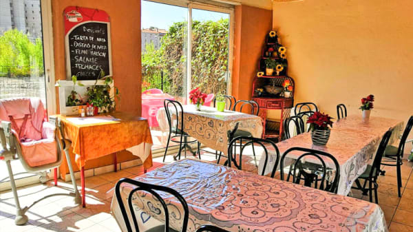 Vue de l'intérieur - Casa Rosa e Virgilio, Perpignan