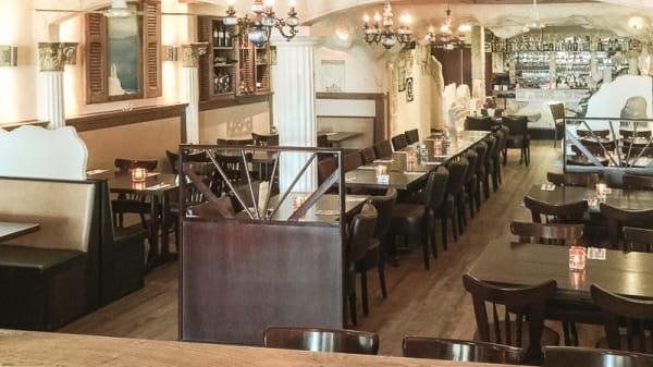 restaurantzaal - Kreta, Waddinxveen