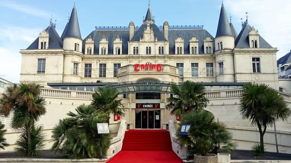 Devanture - O Deganne - Casino d'Arcachon, Arcachon