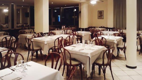 Salone ristorante - Cavallino, Cesenatico