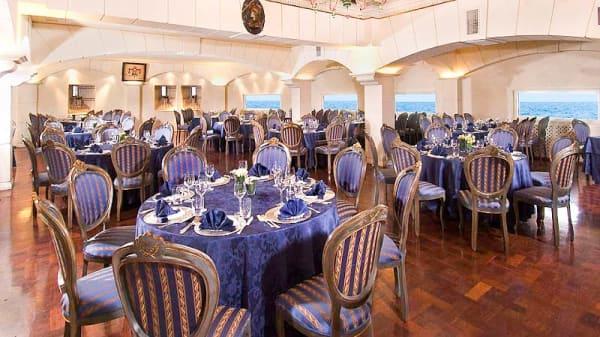 Sala dei Marescialli - Hotel Fortino Napoleonico, Ancona