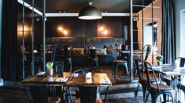 Rum - Ravnsborg Kitchen & Bar, København