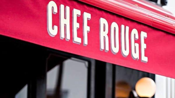 Fachada - Chef Rouge, São Paulo