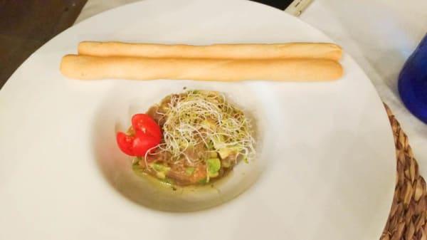 Sugerencia del chef - Masia de Lacy, Naquera