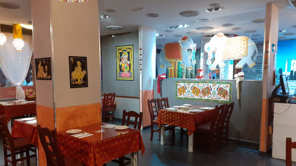 Sala - Maharaya Indian, Sevilla