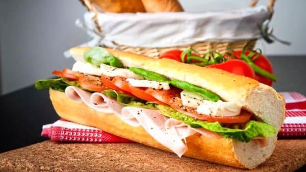 Kockens förslag - Cafe' SAGA Hobro, Hobro