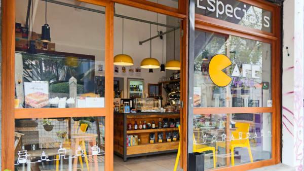 Fachada - Café For Fun (Pinheiros), São Paulo