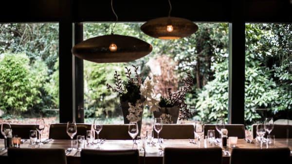 Het restaurant - Parck, Haarlem