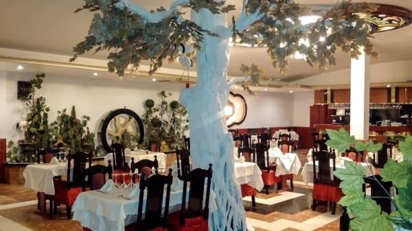 Salle du restaurant - Namaste, Rantigny
