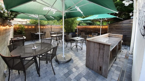 Terrasse - Ventre Saint Gris, Uccle