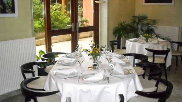 Salle du restaurant - Le Moulin du Gastronome, Charnay-lès-Mâcon