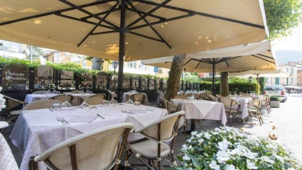 Terrazza - Osteria Silvestro, Garda