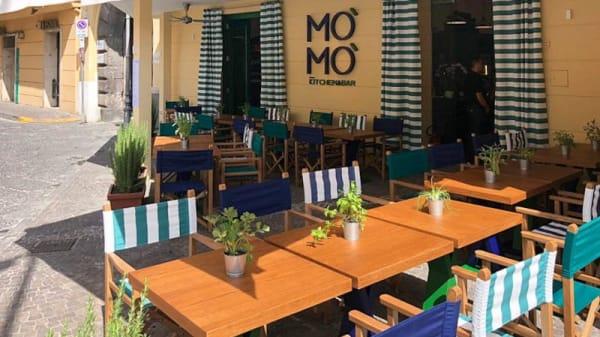 Terrazza - Mo Mo Kitchen and Bar, Sorrento