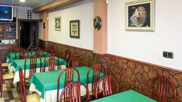 Vista sala - Pizzeria Nautilus, Vera-Playa