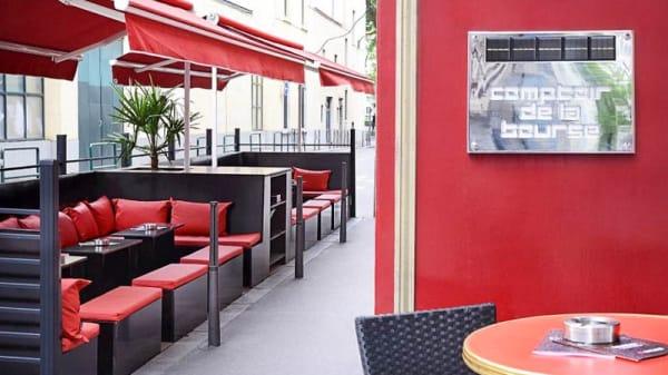 Terrasse - Comptoir de la Bourse, Lyon