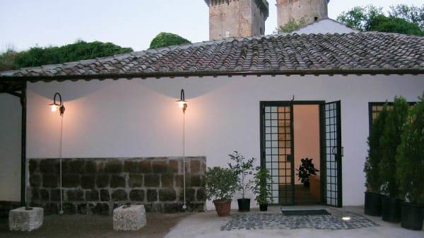 Entrata - Ristorante Casa Tuscia, Nepi