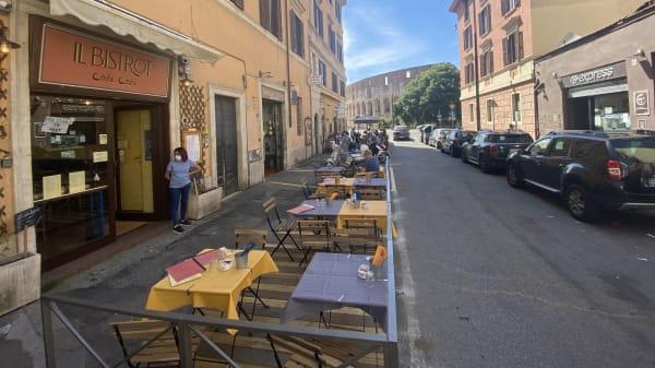 Cafè Cafè Bistrot, Roma