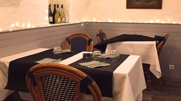 Salle du restaurant - A Tana, Bastia