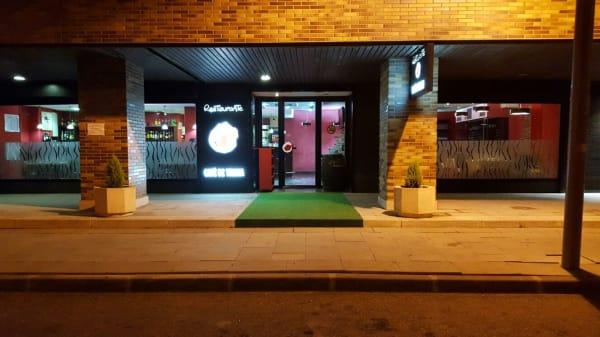 Vista fachada - El Cafe de Triana, Seseña