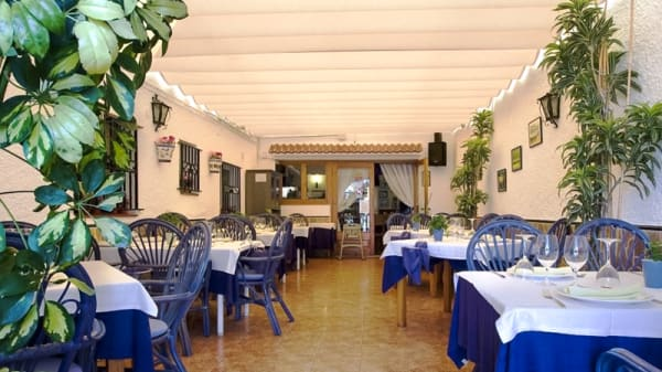 Sala del restaurante - Ca'l Faiges