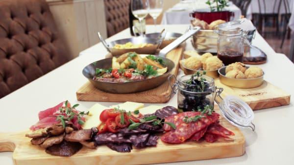sugestão prato - Apolo, Funchal