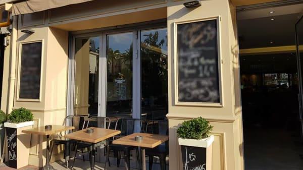 Terrasse - Brasserie Le Californie, Cannes